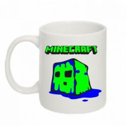 Кружка 320ml Minecraft Head - FatLine