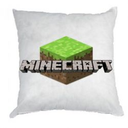 Подушка Minecraft Land - FatLine