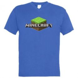 ������� ��������  � V-�������� ������� Minecraft Land - FatLine
