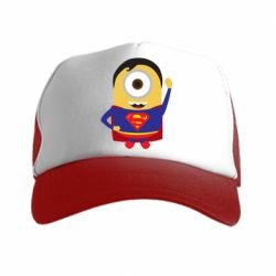 �����-������ Minion Superman - FatLine