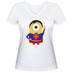 ������� �������� � V-�������� ������� Minion Superman - FatLine