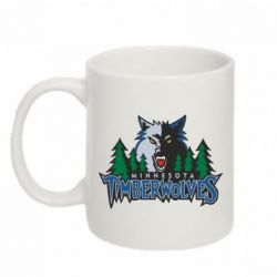 Кружка 320ml Minnesota Timberwolves - FatLine