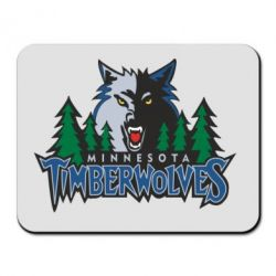 Коврик для мыши Minnesota Timberwolves - FatLine