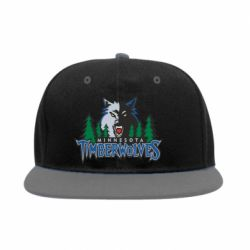 Снепбек Minnesota Timberwolves - FatLine