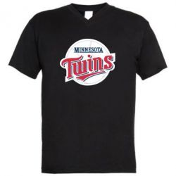 ������� ��������  � V-�������� ������� Minnesota Twins - FatLine