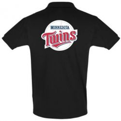 Футболка Поло Minnesota Twins - FatLine