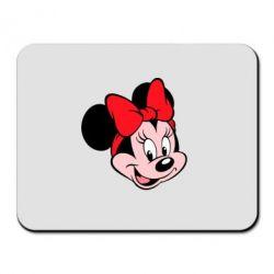 Коврик для мыши Минни Маус - FatLine