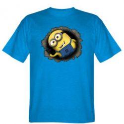 Мужская футболка Миньон - FatLine