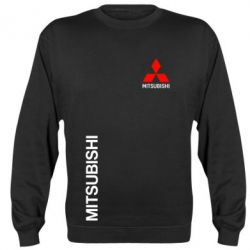Реглан Mitsubishi Motors logo - FatLine