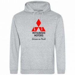 Толстовка Mitsubishi Motors - FatLine