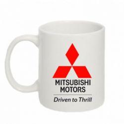 Кружка 320ml Mitsubishi Motors - FatLine