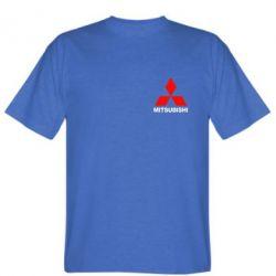 Мужская футболка Mitsubishi small - FatLine