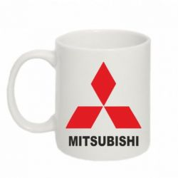 Кружка 320ml MITSUBISHI - FatLine