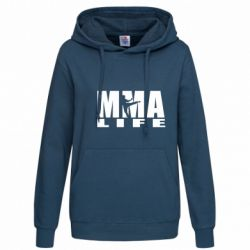 Женская толстовка MMA Life - FatLine