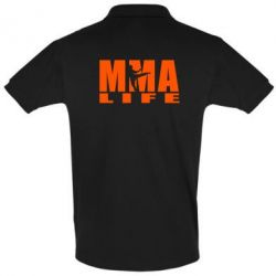 Футболка Поло MMA Life