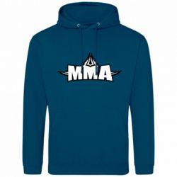 Мужская толстовка MMA Pattern - FatLine
