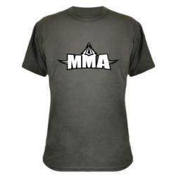 Камуфляжная футболка MMA Pattern - FatLine