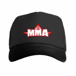 Кепка-тракер MMA Pattern - FatLine