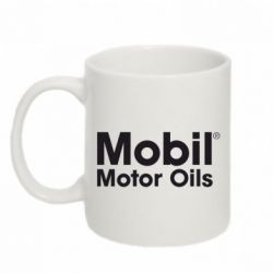 Кружка 320ml Mobil Motor Oils - FatLine
