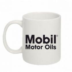Кружка 320ml Mobil Motor Oils - FatLine