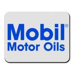 Коврик для мыши Mobil Motor Oils - FatLine