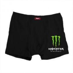 Мужские трусы Monster Energy Classic - FatLine