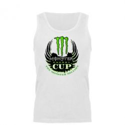 Мужская майка Monster Energy Cup - FatLine