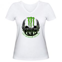 ������� �������� � V-�������� ������� Monster Energy Cup - FatLine