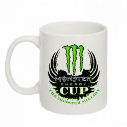 Кружка 320ml Monster Energy Cup