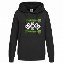 ������� ��������� Monster Energy DC Logo - FatLine