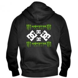 ������� ��������� �� ������ Monster Energy DC Logo - FatLine