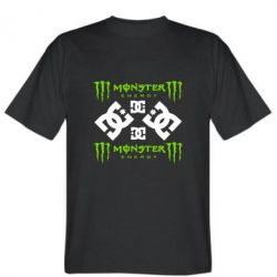 Monster Energy DC Logo - FatLine