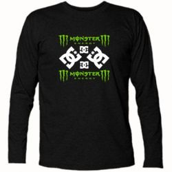 �������� � ������� ������� Monster Energy DC Logo - FatLine