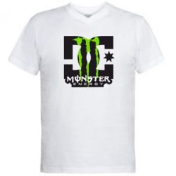 ������� ��������  � V-�������� ������� Monster Energy DC - FatLine