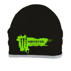 Шапка Monster Energy Drink - FatLine