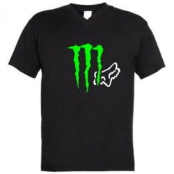 ������� ��������  � V-�������� ������� Monster Energy FoX - FatLine