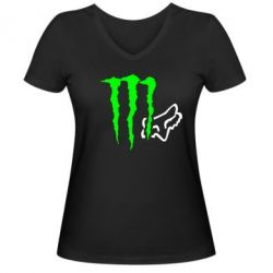 ������� �������� � V-�������� ������� Monster Energy FoX