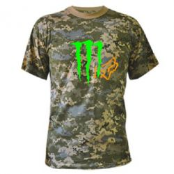 ����������� �������� Monster Energy FoX - FatLine