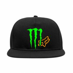 Снепбек Monster Energy FoX
