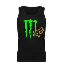 Мужская майка Monster Energy FoX - FatLine