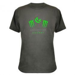 Камуфляжная футболка Monster Energy Halloween - FatLine