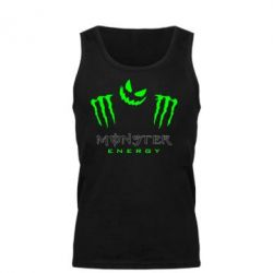 Мужская майка Monster Energy Halloween - FatLine