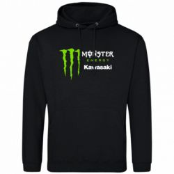 Толстовка Monster Energy Kawasaki
