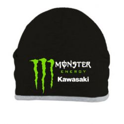 Шапка Monster Energy Kawasaki