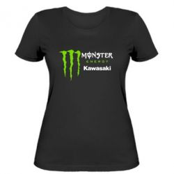 Женская Monster Energy Kawasaki