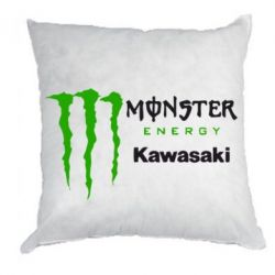 Подушка Monster Energy Kawasaki - FatLine