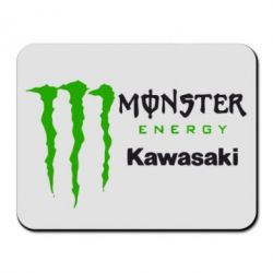 Коврик для мыши Monster Energy Kawasaki - FatLine