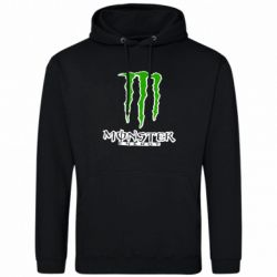 Толстовка Monster Energy Logo - FatLine
