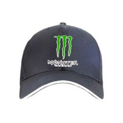 Кепка Monster Energy Logo - FatLine