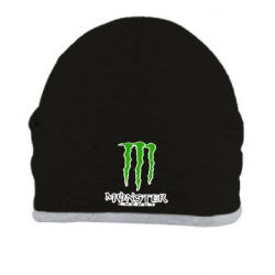 Шапка Monster Energy Logo - FatLine